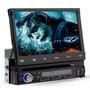 Dvd Automotivo Roadstar 7760 7 Tv Usb Blu Touc