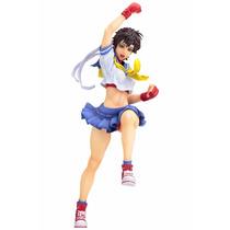 Street Fighter Sakura - Bishoujo Statue - Kotobukiya