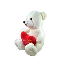 Urso Sorriso Com Coração Louco Por Você 40 Cm