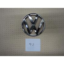 Emblema Grade Vw Gol G4 - Dupla Face (92)