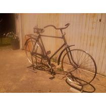 Bicicleta Antiga Goricke 1958 Aro 26 Para Restaurar