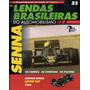 Lendas Brasileiras Do Automobilismo 23 - Senna Lotus 98t