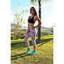 Kit Com 3 Calças Legging Suplex Roupas Fitness Ginastica