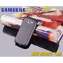 Samsung Galaxy Trend Lite Capa Preta / Fumê Ultra Fina 0.3mm