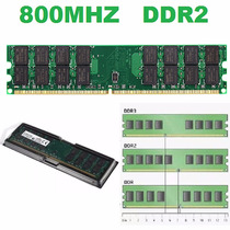 Memoria Dimm Ddr2 De 4gb Ram 800mhz Pc2-6400 Pin 240