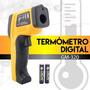 Termometro P/ Uso Culinario C/ Mira Laser Digital Barato