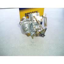 Carburador Fusca/brasília/kombi 1500/1600 Solex Brosol Novo