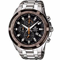 Relógio Casio Edifice Ef-539zd-1a9v - Garantia Casio Brasil