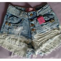 Shorts Jeans Toda Gata Fashion