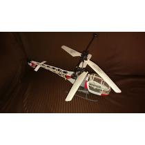 Helicóptero Candide Para Retirar Peças
