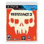 Playstation 3 - Resistance 3 (compatível Com Move)