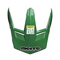 Pala Do Capacete Bieffe 3 Sport Rally Br Verde