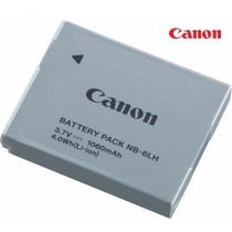 Bateria 1060mah Original Canon Sx510 Sx170 S200hs Nb-6lh
