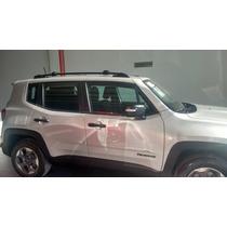 Longarina / Rack / Bagageiro De Teto Jeep Renegade