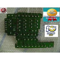 Placa Dos Botões Lado Direito Teclado Yamaha Psr1100 Psr1000