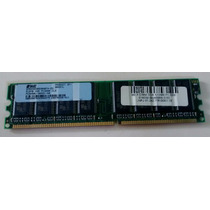 Memória Ddr1 512mb 400mhz - Kingston, Smart