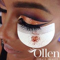 Ollen Adesivo Protetor Sombra Maquiagem Shadow Shields Make