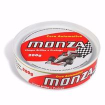 Cera Automotiva Monza Lata 200g 11871