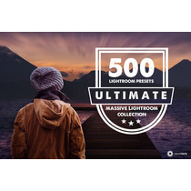 500 Ultimate Premium Lightroom Presets Adobe