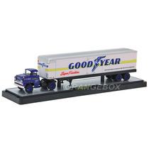 Caminhão Gm Spartan Lcf 58 Goodyear M2 1:64 36000-04-1