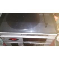 Sistem Akai Vintage Pick Up + Tape Deck + Receiver