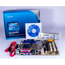 Placa Mae Ddr3, 775 Dg41wv Intel (cx Original) !!!