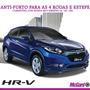 Kit Anti-furto Mcgard P/ Rodas E Estepe - Honda Hrv (todos)