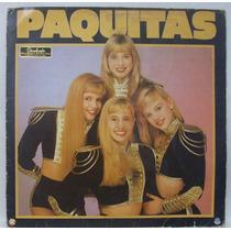 Lp Paquitas - Alegres Paquitas - 1989 - (com Encarte )