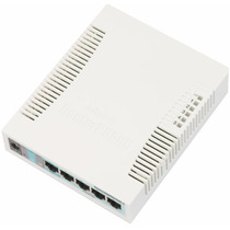 Mikrotik- Routerboard Rb 260gs C/nota