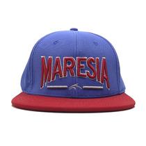 Boné Maresia Aba Reta Blue And Red
