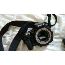 Kit Câmera Profissional Sony Alpha A55