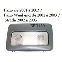 Lanterna P/ Teto Fiat Strada 2002 2003 Palio 2001 2002 2003
