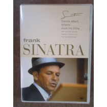 Frank Sinatra - Does His Thing - Dvd Raro