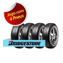 Kit Pneu Bridgestone 175/65r14 B250 82t 4 Unidades
