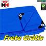 Lona Para Caminhão Brasfort 100gr P/m² 3x4