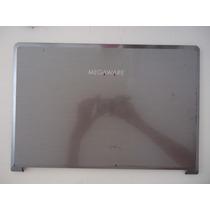 Carcaça Da Tampa Notebook Megaware 4129 6 39 W2491 220 C