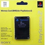 Memory Card 8mb Playstation 2 Sony Play Two-lacrado