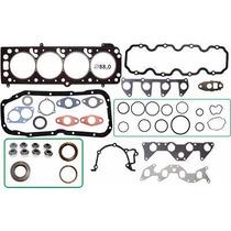 Kit Retifica Motor C/ret Aço Omega S10 Suprema 2.0 8v 93/95