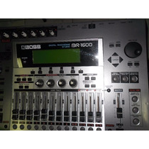 Mesa Digital Gravadora Boss Br 1600 - Trocas