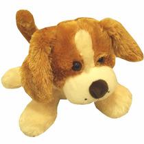 Bicho De Pelúcia Que Rola Dando Gargalhadas: Cachorro