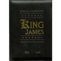 Biblia De Estudo King James Atualizada Última Edição
