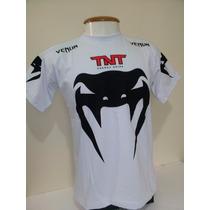 Camiseta Ufc Mma Venum Petrorian Muai Thay Jiu Jitsu Tapout