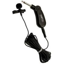 Microfone Lapela Csr Yoga Em1 Para Voz Com Cabo
