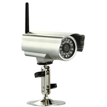 Camera Ip Externa Wireless Blindada Prova Chuva Internet P2p