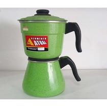Cafeteira Real Em Alumínio Antiaderente Novo Modelo