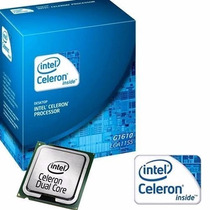 Processador Intel Celeron Dual Core G1610 Lga 1155 2.6ghz