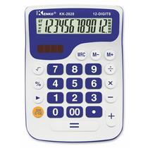 Calculadora Solar 12 Digitos Kenko Grande Modelo Kk-2828