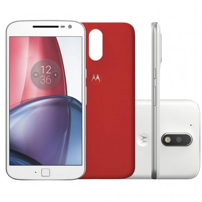 Motorola Moto G 4ª Geração Plus 32gb Tela 5.5 ´ ´ 3.000mah