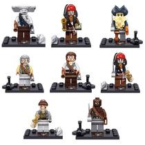 Kit Lego Piratas Do Caribe Jack Sparrow - Pronta Entega