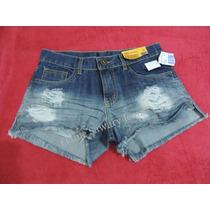 Shorts Feminino Sawary Tamanho 36